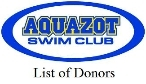 Aquazot+List+of+Donors