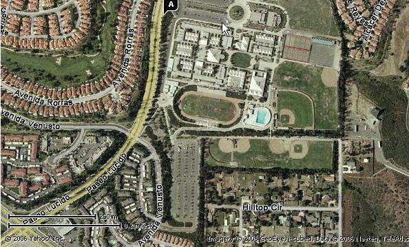 Rancho Bernardo High School Campus Map.Photos Of Rancho Bernardo High San Diego