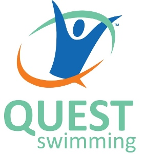 Quest Swimming Landing Page