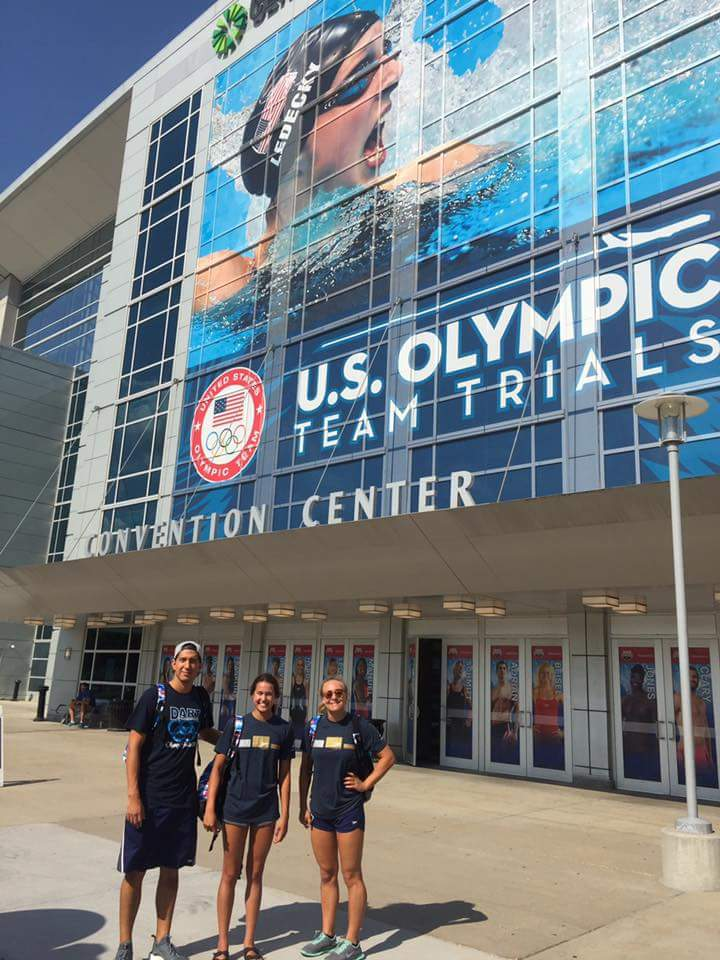 2016 Olympic Trials Qualifiers from DART at Sacramento