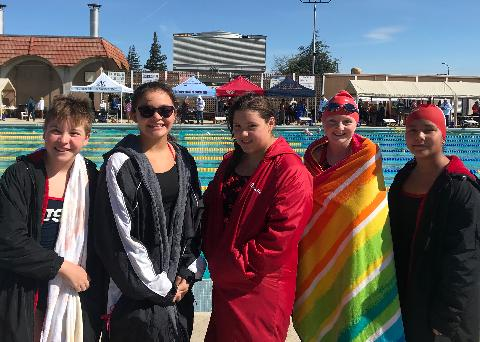 Vacaville Swim Club :