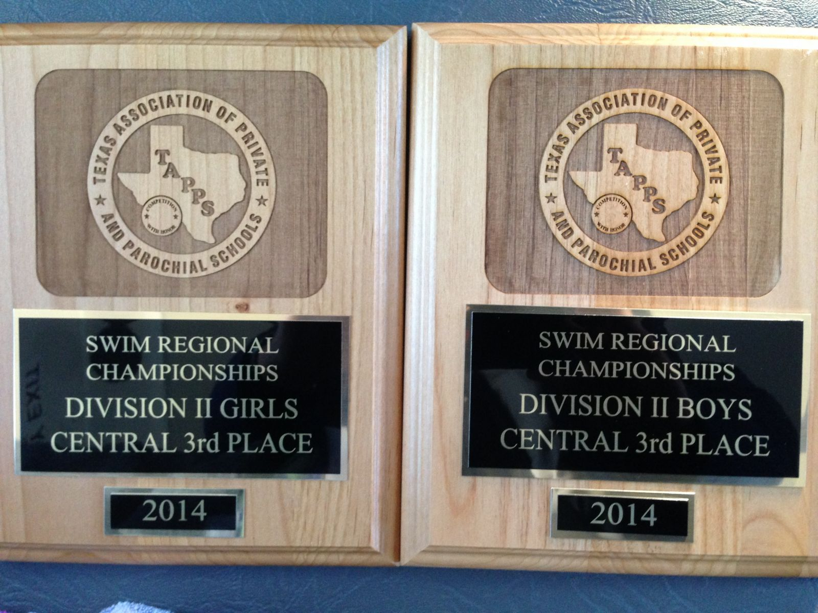 2014 Regionals 3rd Place Boys and Girls