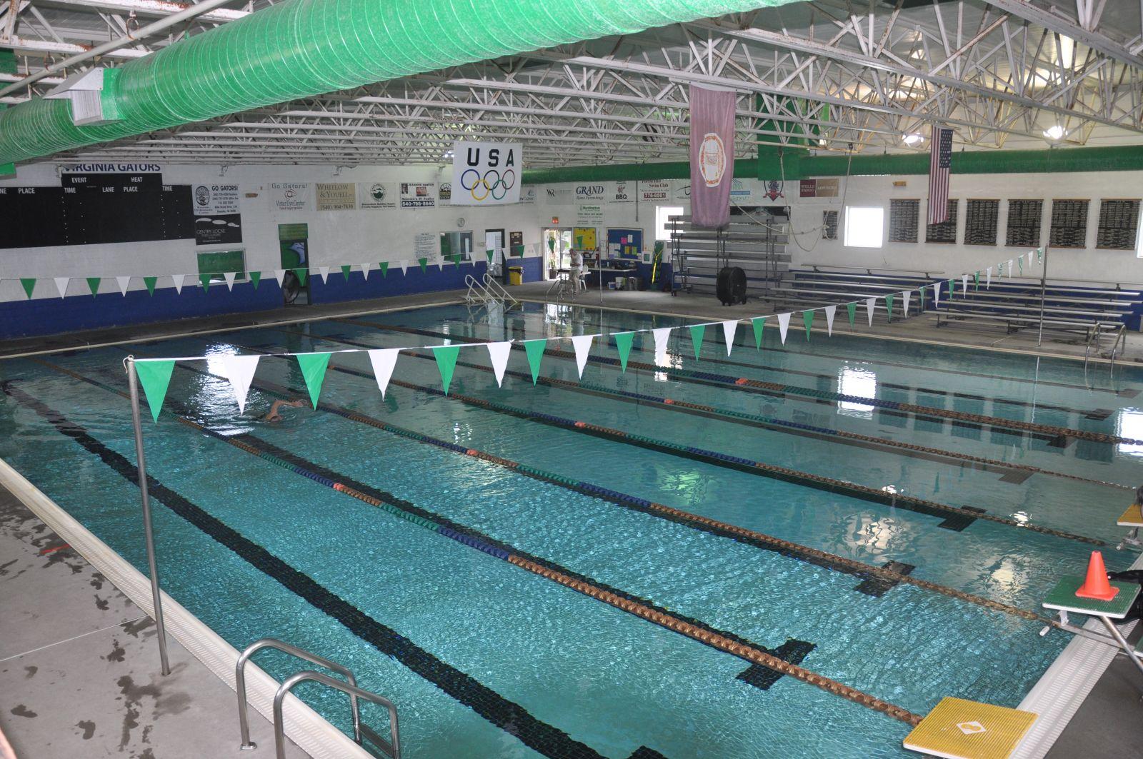 Virginia Gators Gator Aquatic Center