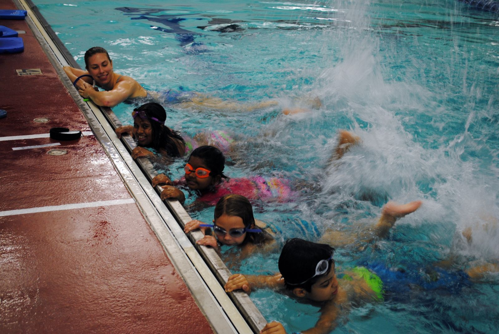 Nova Of Virginia Aquatics Lessons Clinics