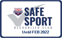 USA Swimming Safe Sport Recognized Club