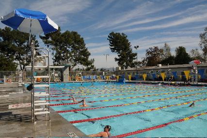 West Hollywood Aquatics Pool Locations