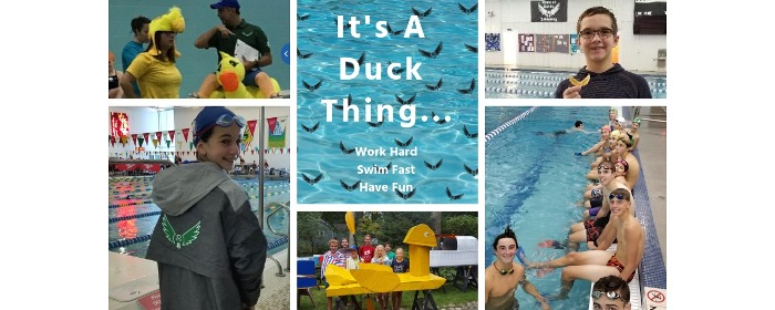 Lake Geneva YMCA Ducks Swim Team Home