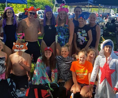Fort Atkinson Swim Team